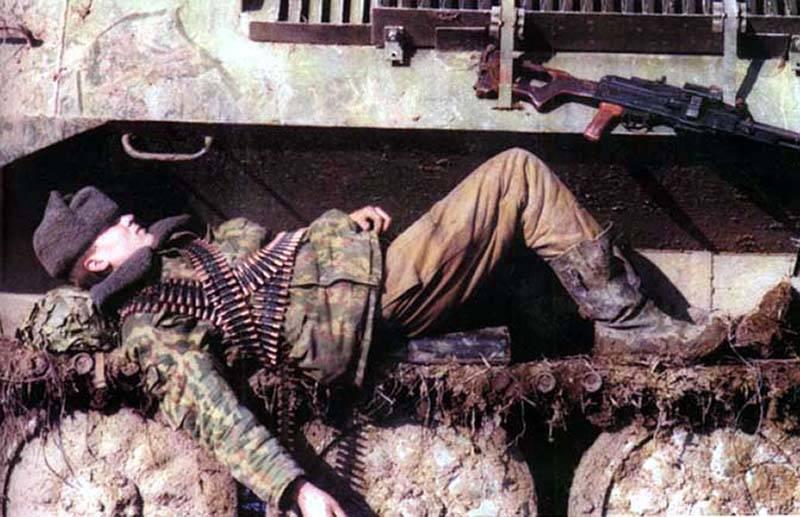 «Пусть солдаты немного поспят…»