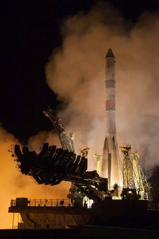 Новый космический рекорд России