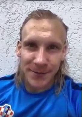クロアチアのサッカー選手は「ウクライナへの栄光」と「ベオグラード、燃やす」のために家に帰る?