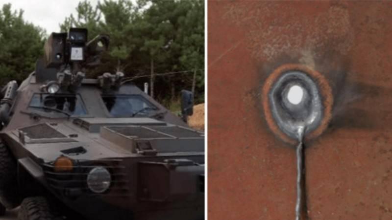 Турция заявила об успешном испытании боевого лазера
