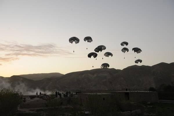 Опланах постратегии США вАфганистане поведали вБелом доме