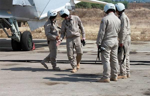 МО РФ опровергает публикации о гибели российских военнослужащих в Сирии