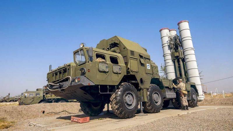 Шойгу: Дамаск не обращался по поводу поставок С-300 в Сирию