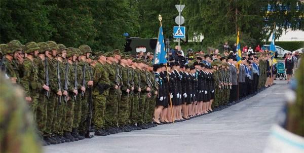 Эстонский командующий: Мы похороним армию России в Таллине