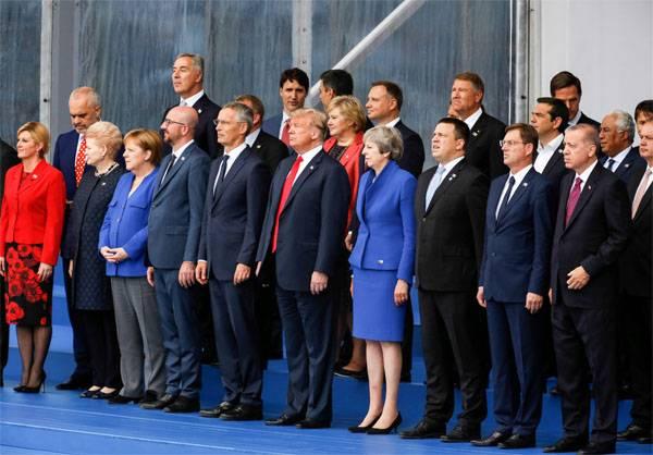 НАТО: Россия угрожает нашим границам