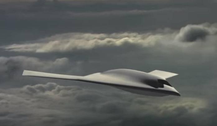 Показан внешний имидж европейского истребителя 5-ого поколения