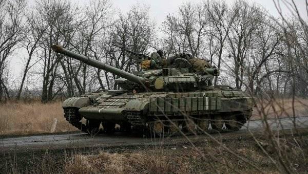 Т-64: антигерой Юго-востока Украины