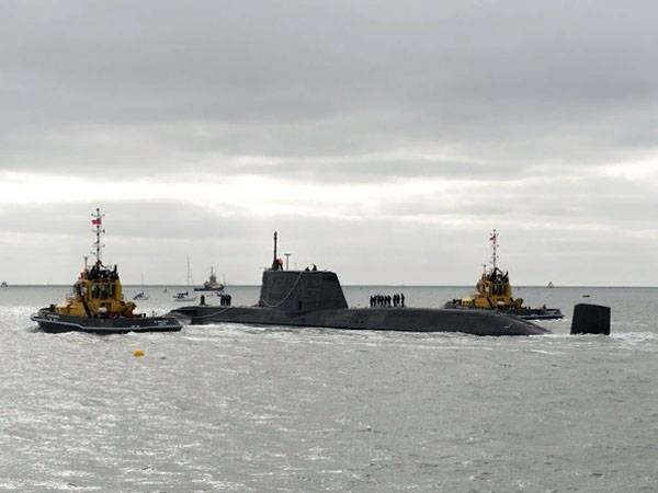 Где Россия, там угроза. Британия собралась перекрыть для РФ север Атлантики