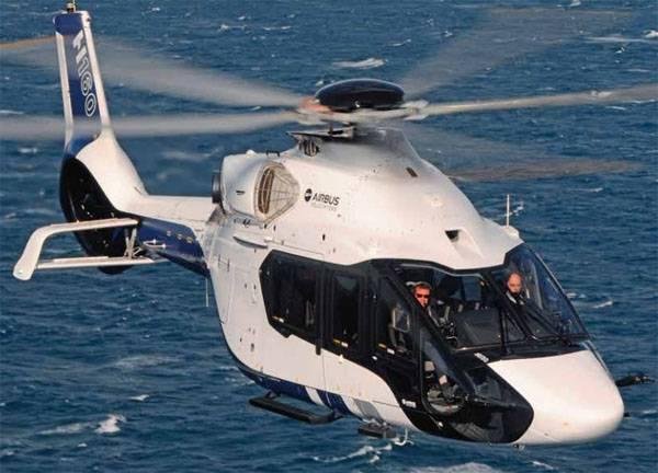 Украина покупает уфранцузской компании 55 вертолетов для силовых структур