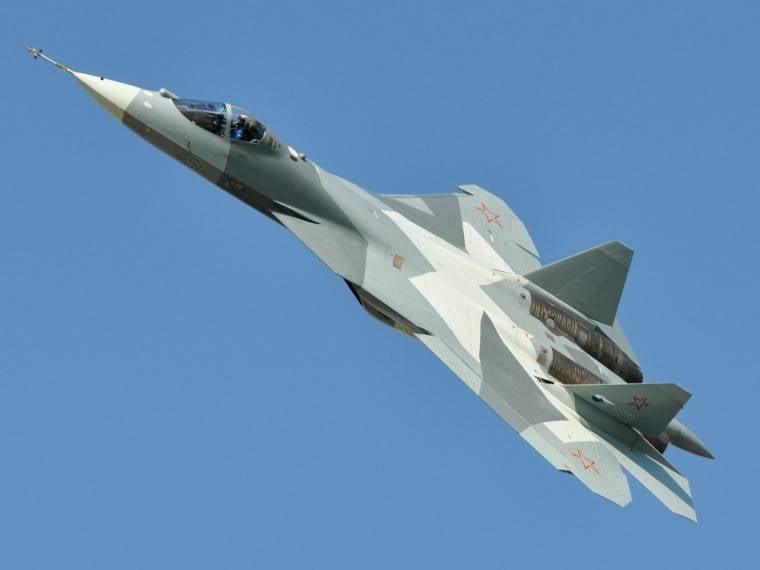 Липецкий авиацентр одним изпервых получит самые новые истребители Су-57