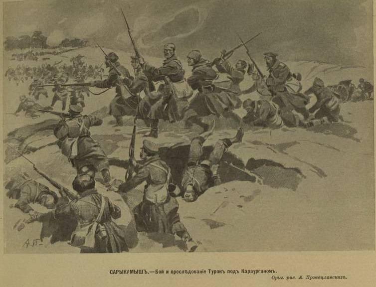 Кавказский фронт Великой войны. 1914-1917. Ч. 1