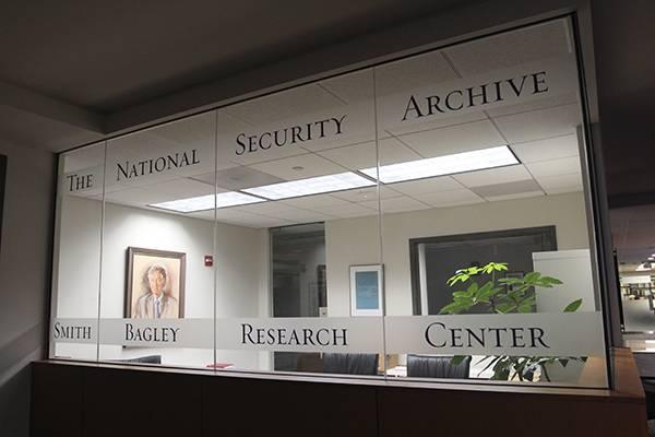 Архив национальной безопасности