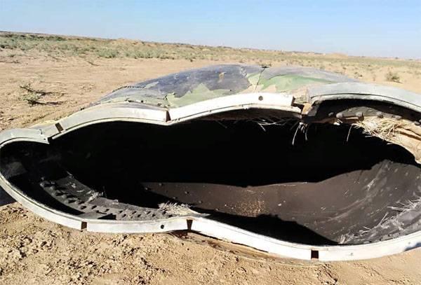 Американская коалиция потеряла самолёт на севере Сирии?