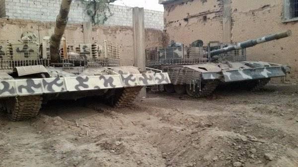 Танки. Уральская броня в сирийском конфликте. Часть 1