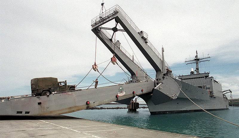 Около Гавайских островов торпедирован изатоплен американский военных корабль
