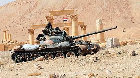 Уральская броня в сирийском конфликте. Часть 2