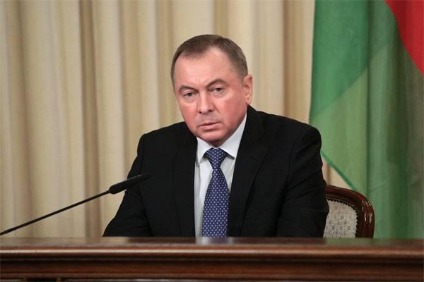 Belarusian MFA : 우리는 나토의 논리를 이해한다.