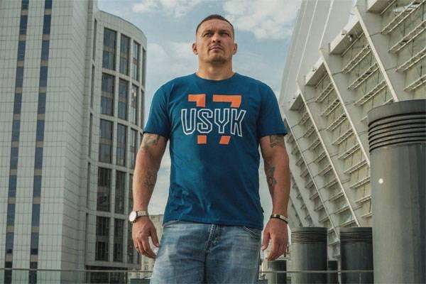 Киев: После событий с участием Усика в Москве нам никто не поверит о российской агрессии