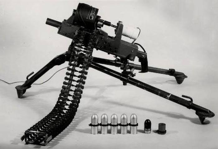 स्वचालित ग्रेनेड लांचर M75 (यूएसए)
