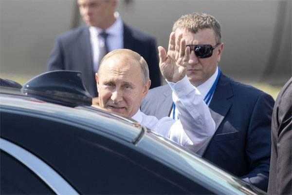 WSJ: Не воспринимайте Путина всерьёз, его Россия слишком бедна и слаба
