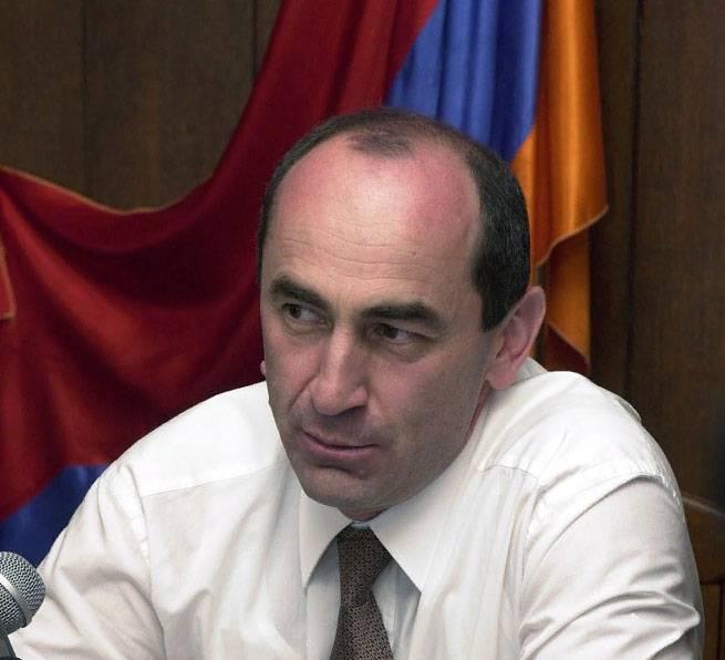 "В Армении арестован экс-президент. ""Это вендетта"""