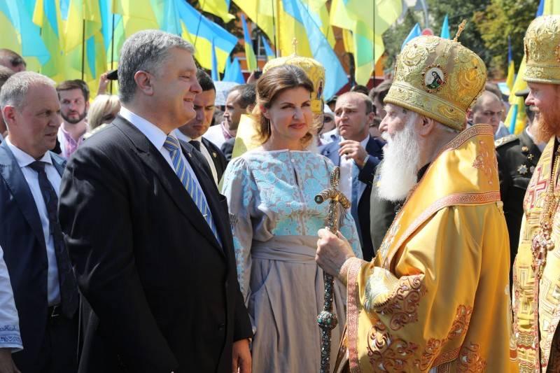 Порошенко: Крещение Руси – «европейский выбор» князя Владимира