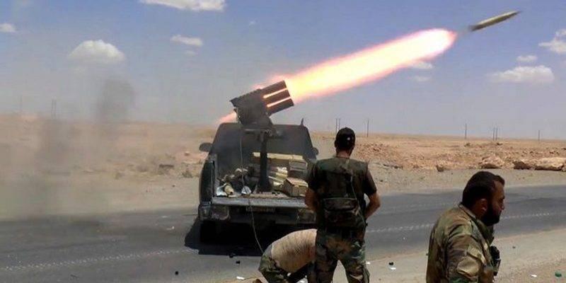 Сирийская армия ликвидировала крупнейший оплот ИГИЛ впровинции Дераа