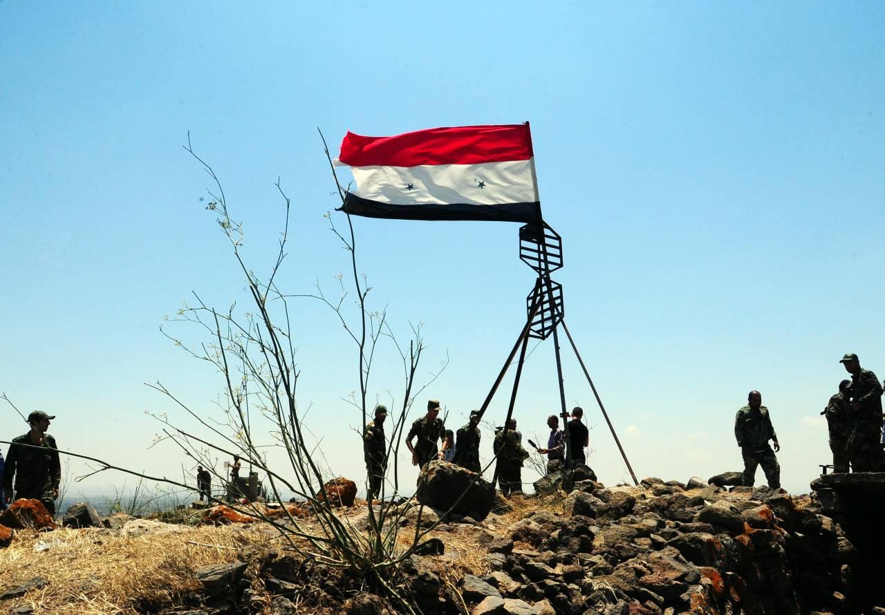 Иранские силы отошли отлинии разграничения наГоланах на85 км— Лаврентьев