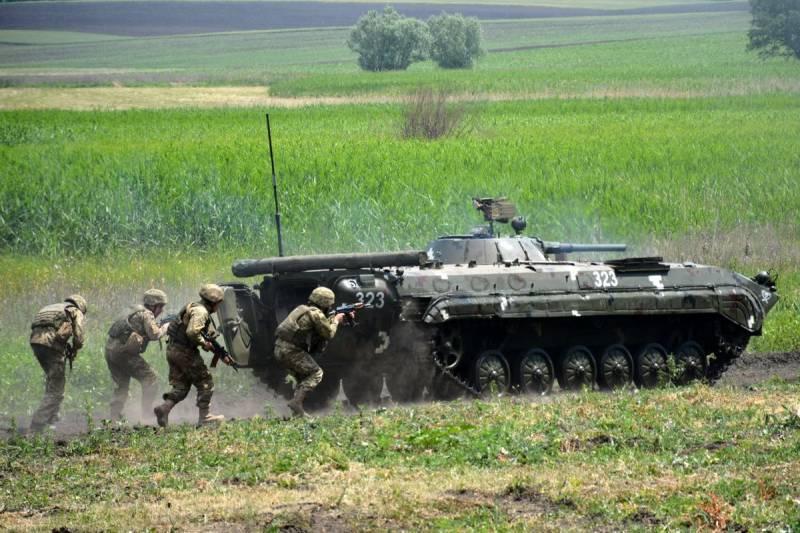 Украинский ветеран: Наступление в Донбассе? Это просто смешно
