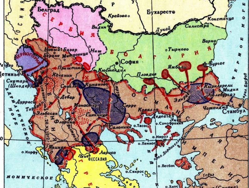 Вторая Балканская: региональный конфликт или генеральная репетиция Первой мировой?