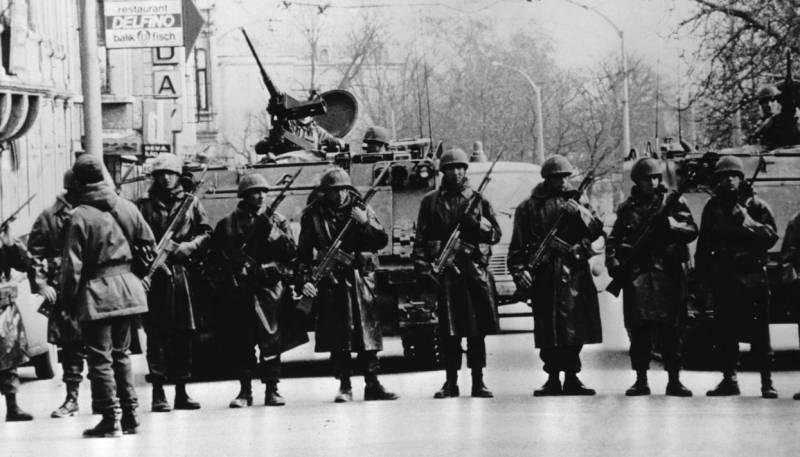 Как делать военный переворот