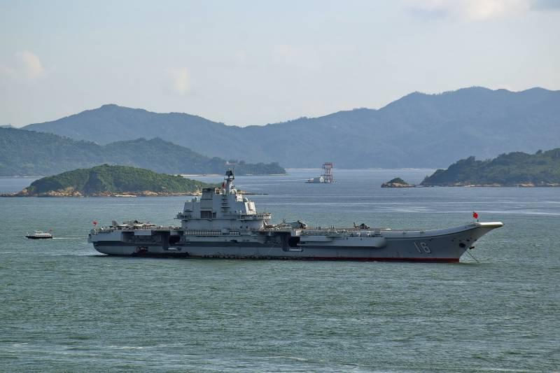 Поднебесная как «владычица морей». Китай бросает вызов флоту США