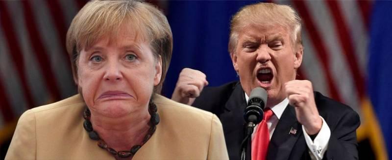 Европейский цугцванг Трампа