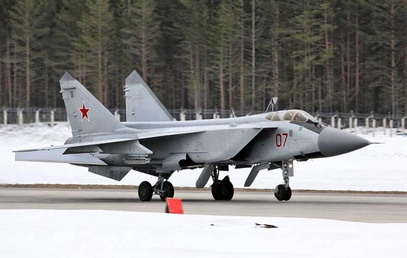 Россия может создать беспилотный суперперехватчик. МиГ-31 пойдёт на покой?