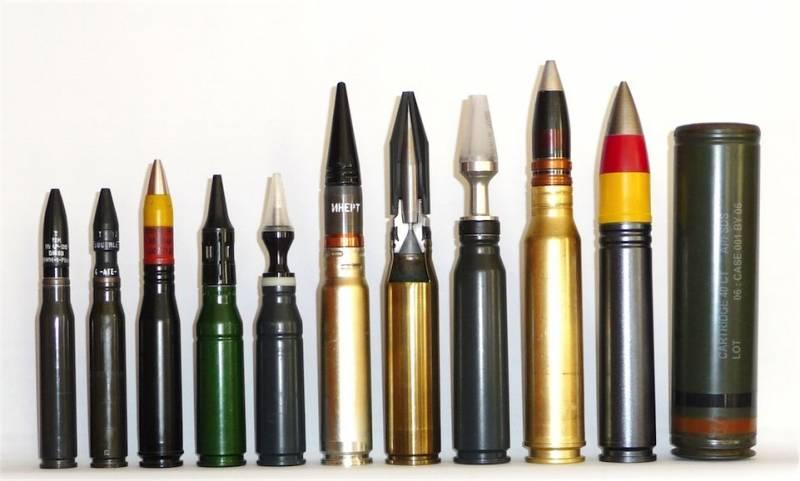 Снаряды для пушек БМП. Достойный ответ коварному восточному соседу