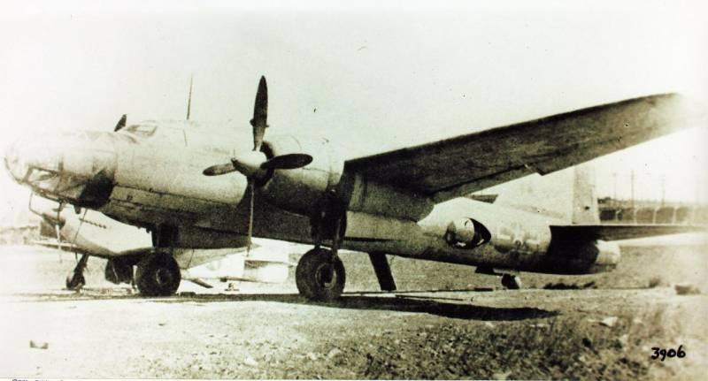 Самолёты.Самолёт-камикадзе «Мицубиси» Ки-167 «Сакурадан» (Япония)