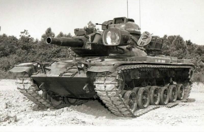 Танки.Советские ракетно-пушечные танки