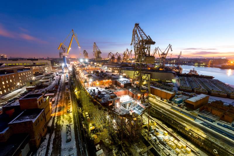 Судостроение. Стратегия развития судостроения до 2035 года и океанский флот РФ