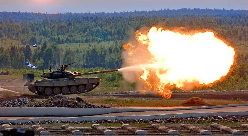 Танки. Рассказы об оружии. Танк Т-90 снаружи и внутри