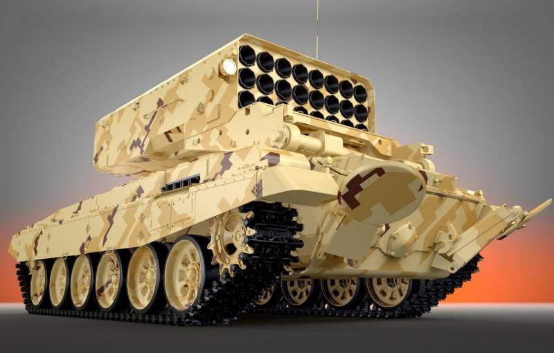 ТОС. Новая броня, новые снаряды, новое шасси: эволюция «Буратино»