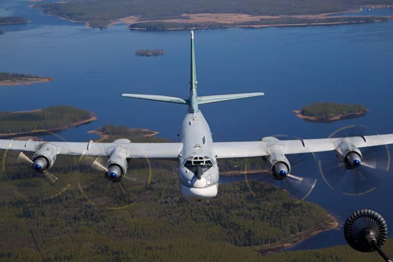 Самолёты. Ту-95 «Медведь»: 66 лет в небе