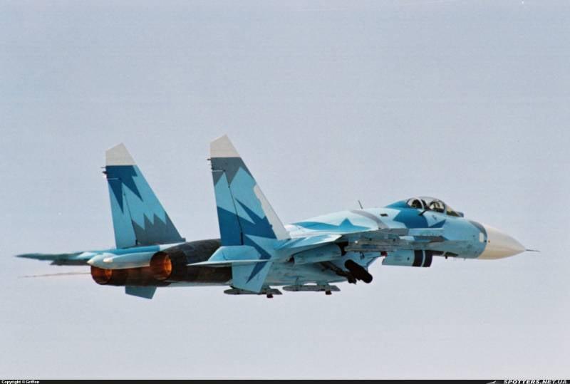 Самолёты. Су против МиГов в небе над Африкой