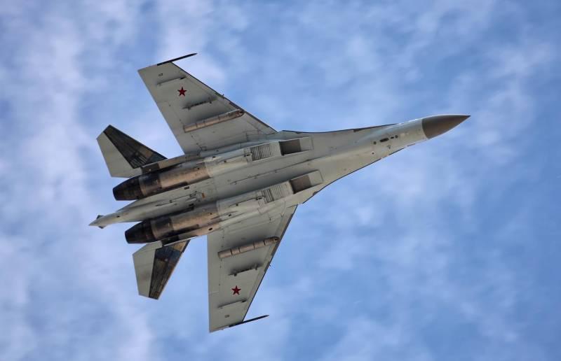 The National Interest: Су-35 и его большая проблема, отсутствие врагов