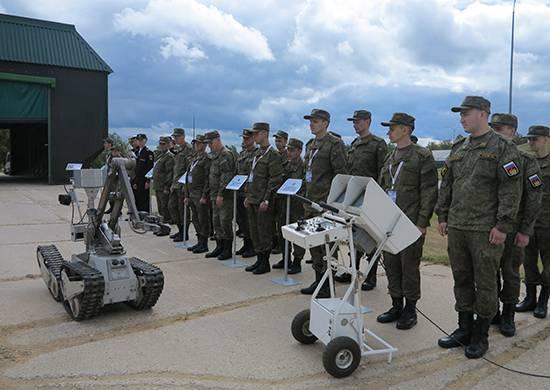 Минобороны РФ подготовит собственных инженеров-робототехников