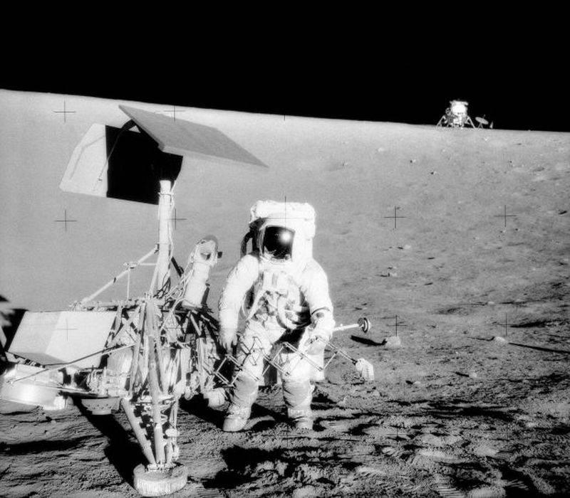 NASA обнародовало аудиозаписи высадки миссии «Аполлон-11» наЛуну