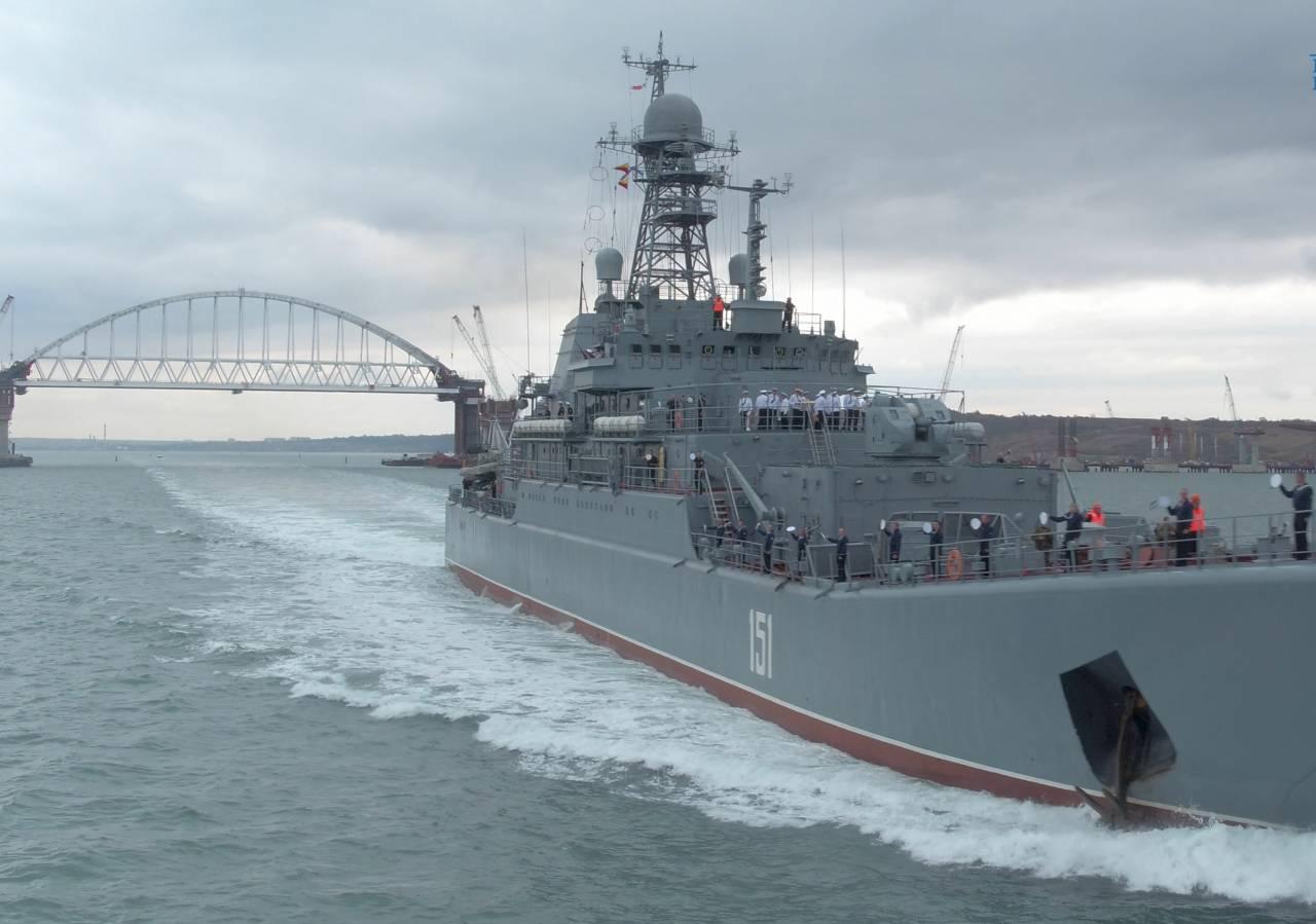 Крымский мост и русские таможенники нанесли многомиллионные убытки Украине— Киев