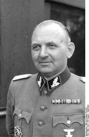 Как полицаи-«западенцы» не смогли помочь Гитлеру