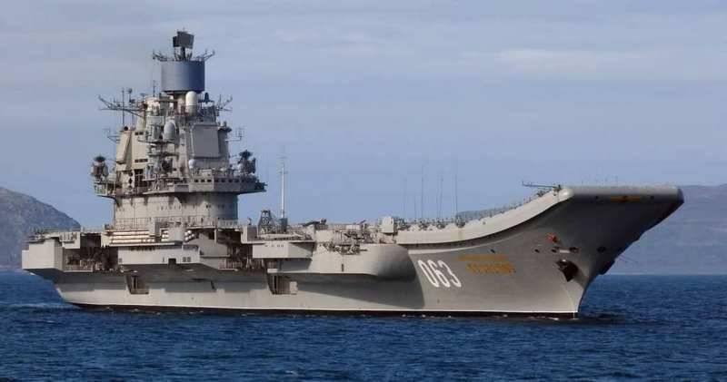 Невское ПКБ'Адмирал Кузнецов модернизируют под МиГ-29К  КУБ