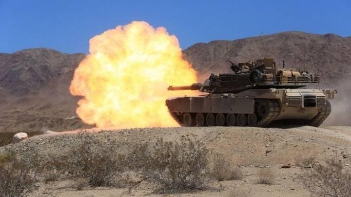 Улучшенный «Abrams» против «Арматы»