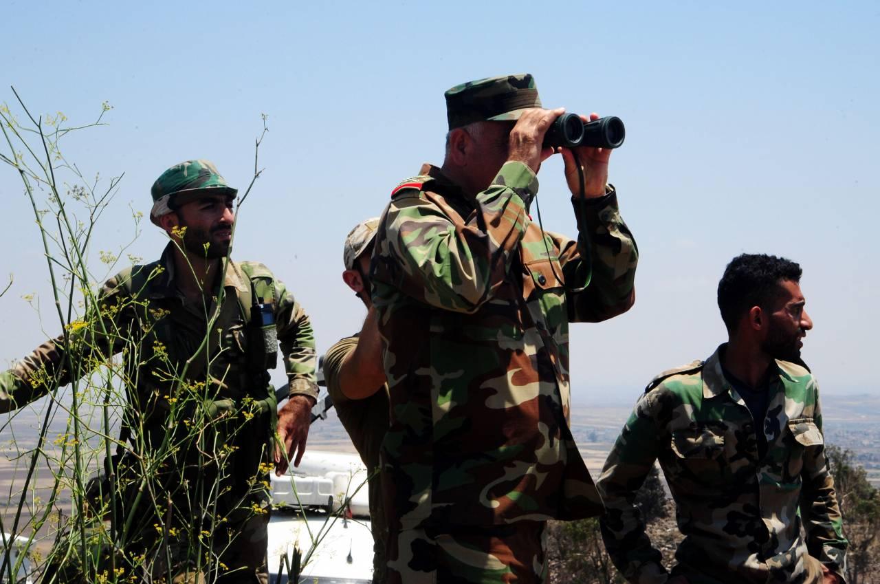 Пока США находятся натерритории «Ат-Танф», террористическая угроза останется прошлой — специалист